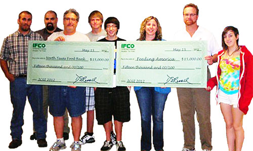 Second Annual IFCO Charity Golf Invitational Supports National  and Local Charities